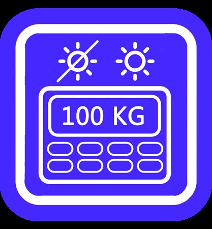 تصویر برای دسته تنظیم نور نمایشگر
